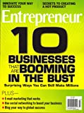 img - for Entrepreneur, July 2008 Issue book / textbook / text book