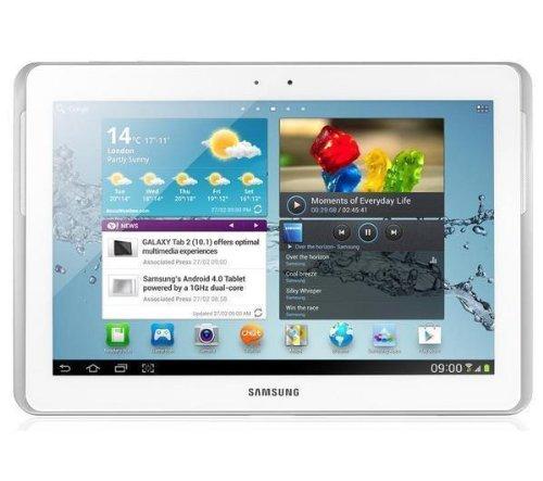 SAMSUNG Galaxy Note 10.1 WiFi / 3G 16 GB – white (GT-N8000ZWAXEF) + F8M112CW04 2.1A mains charger for Samsung Galaxy Tab