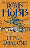 Robin Hobb Robin Hobb The Rain Wild Chronicles Dragon Collection 4 Books Set, (City of Dragons, Dragon Haven, Dragon Keeper, [hardcover]Blood of Dragons)