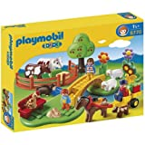 Playmobil - 6670 1.2.3 Country Family