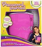 Mattel Radica BCF87 Password Journal 8 - Diario con contrase�a [Importado de Italia]