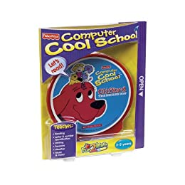 Fun 2 Learn Computer Cool School Clifford Software
