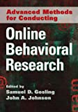img - for Advanced Methods for Conducting Online Behavioral Research book / textbook / text book
