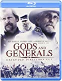 Gods and Generals (Extended Director's Cut) [Blu-ray] (Sous-titres français) [Import]
