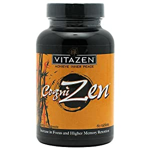 Vitazen CogniZen - 60 tablets