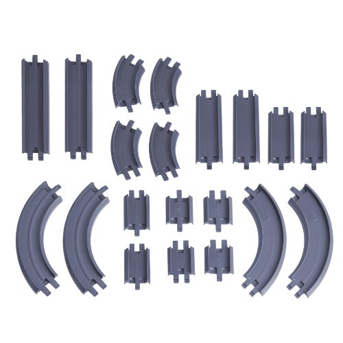 Chuggington Die-Cast Straight And Curved Track Pack