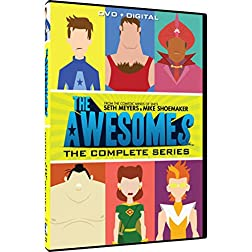 Awesomes, The - The Complete Series + Digital