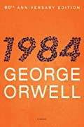 1984 by George Orwell cover image