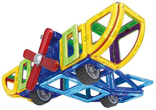 Magformers Vehicle Transform Set (54-pieces)