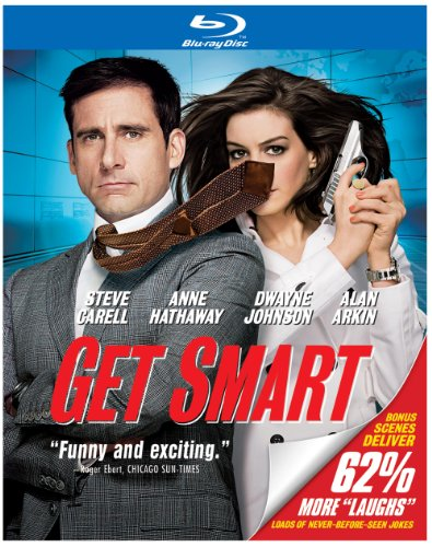 Cover art for  Get Smart [Blu-ray]