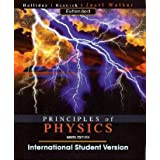 Principles of Physicsby David Halliday