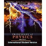 Principles of Physicsby David Halliday