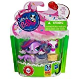 Littlest Pet Shop Sweetest Zoe Trent #3120 Panda #3121