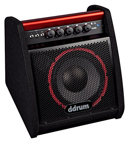 ddrum DDA50 50W Electronic Percussion Amp (Electronic Drum Amplifier compare prices)