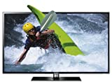 Samsung UE46D6530 46-inch Widescreen Full HD 1080p 3D 400Hz LED SMART Internet TV with Freeview HD
