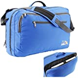 Cabin Max Frankfurt Messenger and Laptop Carry On Bag - Easyjet Cabin Guaranteed 50x34x20cm