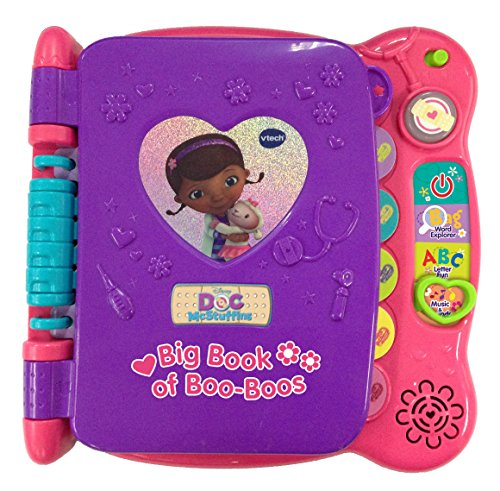 doc mcstuffins v-tech write and learn