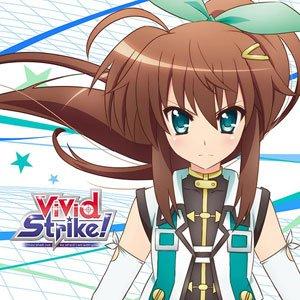 Vivid Strike! もふもふミニタオル フーカ
