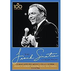 A Man And His Music+Ella+Jobim + Francis Albert Sinatra Does His Thing + Sinatra