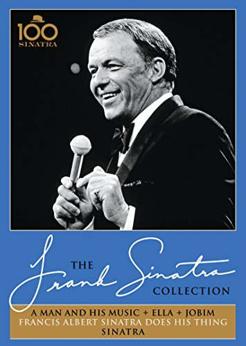 Man & His Music+Ella+Jobim+Francis Albert Sinatra [DVD] [Import]