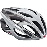 Bell Alchera BS Helmet - White/Titanium, Medium/Large