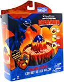 How To Train Your Dragon Movie Volcano Playset