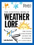 The Essential Book of Weather Lore: T...