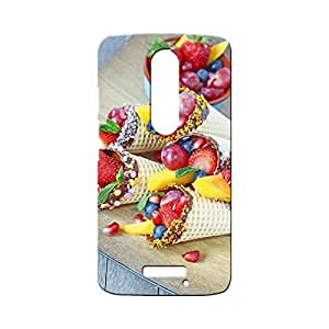 G-STAR Designer Printed Back case cover for Motorola Moto X3 (3rd Generation) - G4374