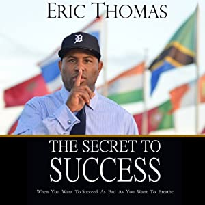 The Secret to Success Hörbuch