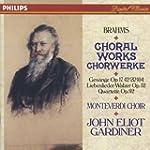 Choral Works-Chorwerke : Gesange Op 1...