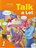 img - for Talk a Lot 1, w/Audio CD (Intermediate Level) book / textbook / text book