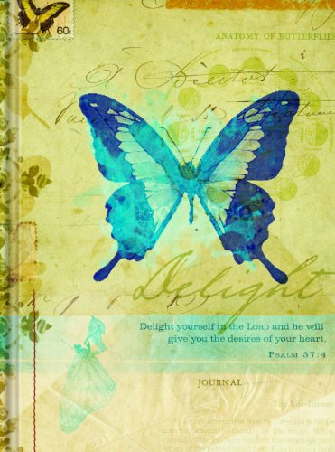 Threds: Delight in the Lord Journal