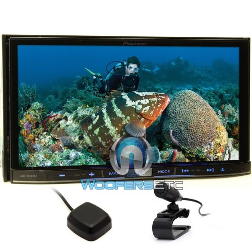 Pioneer Avic-8000Nex Flagship In-Dash Navigation Av Receiver With 7 Inch Capacitive Touchscreen