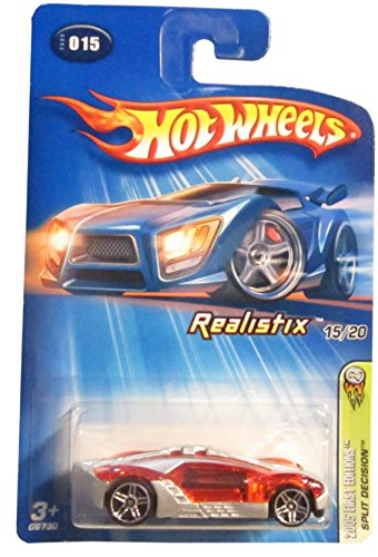 Hot Wheels 2005 First Editions Split Decision Realistix #15 of 20 1:64 Scale - 1