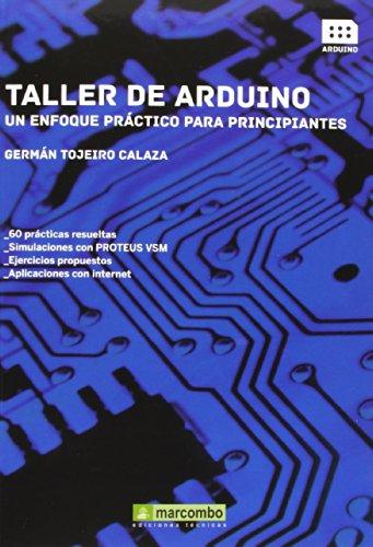 TALLER DE ARDUINO descarga pdf epub mobi fb2