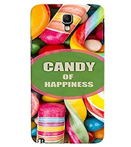 Fuson Premium Candy Of Happiness Printed Hard Plastic Back Case Cover for Samsung Galaxy Note 3 Neo N7505