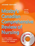 Mosby's Canadian Comprehensive Review of Nursing Text and Your Guide to Short Answer Questions on the CRNE Package