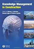 img - for Knowledge Management in Construction book / textbook / text book