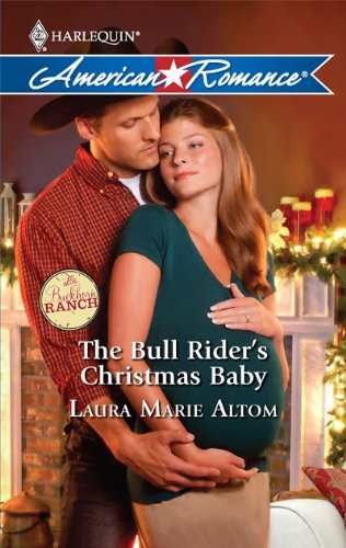 Image of The Bull Rider's Christmas Baby