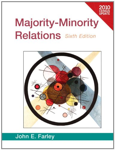 Majority-Minority Relations Census Update (6th Edition)