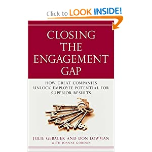 Closing the Engagement Gap: How Great Companies Unlock