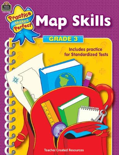 PMP: Map Skills (Gr. 3) - 1