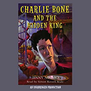 Charlie Bone and the Hidden King Audiobook