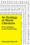 An Ecology of World Literature: From...