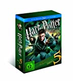 Image de BluRay Harry Potter und der Orden des Phönix - UCE [Blu-ray] [Import allemand]