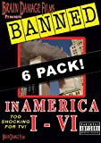 Banned in America 6 DVD Set