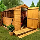 BillyOh 300M Classic Value Tongue and Groove Apex Shed 7'x6'