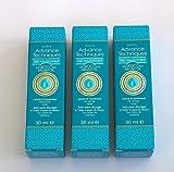 3 x Avon Advance Techniques 360 Nourishment Moroccan Argan Oil Leave-In Treatment