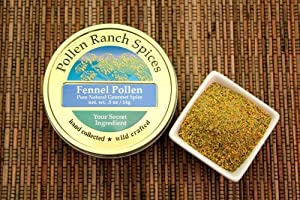Fennel Pollen (0.5 oz.)