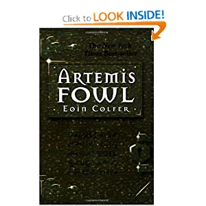 Artemis Fowl Series 1-6